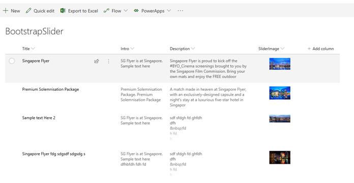 Vue JS – SharePoint list operation using REST service – Senthamil